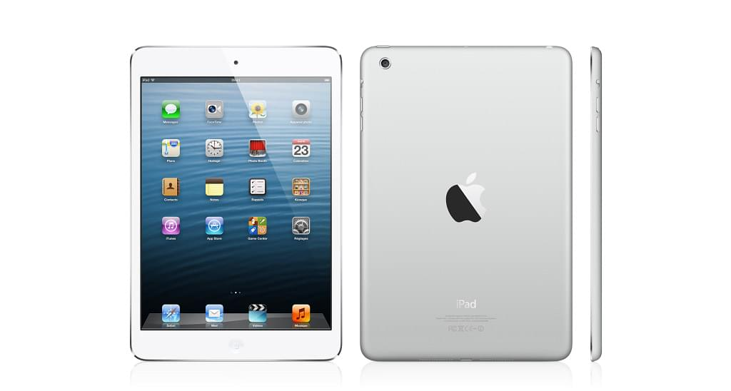 Apple iPad Mini 16Go WiFi + Cellular Blanc - Tablette tactile - 0