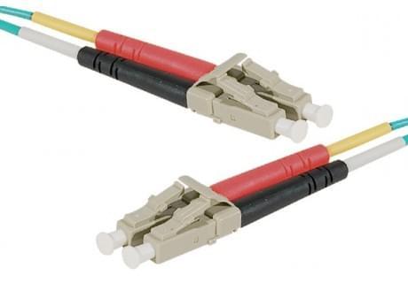 No Name Cordon fibre Optique multimode LC/LC 62,5/125 (391671) - Achat / Vente Connectique réseau sur Cybertek.fr - 0