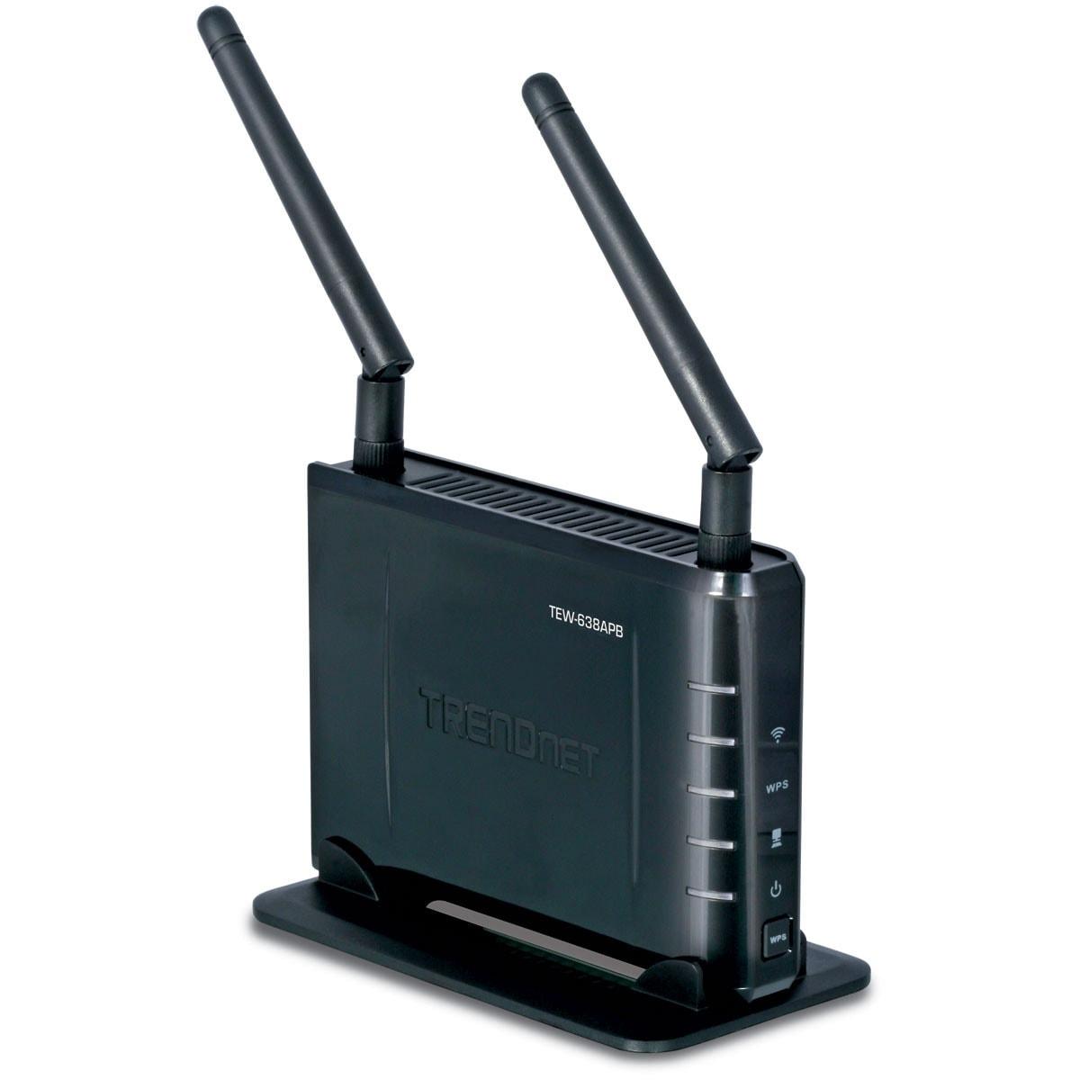 TrendNet TEW-638APB - Wifi 802.11n 300MB - Cybertek.fr - 3