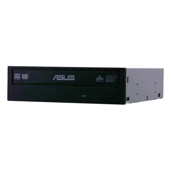 Asus SATA DVD+/-RW DL Noir - Graveur - Cybertek.fr - 0