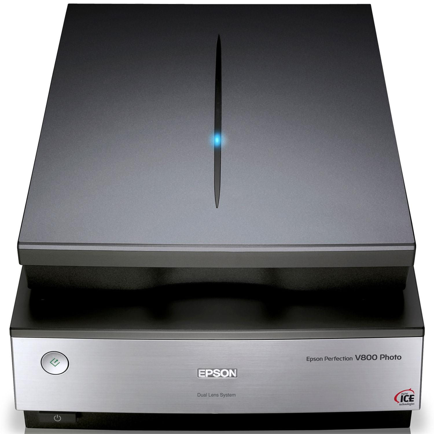 Epson Perfection V800 Photo (B11B223401) - Achat / Vente Scanner sur Cybertek.fr - 0