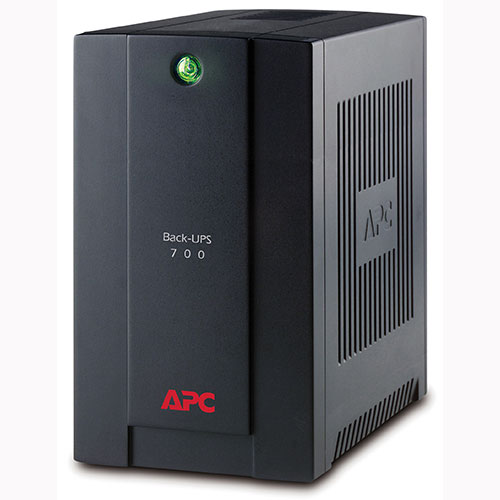 APC BX700U-FR (BX700U-FR) - Achat / Vente Onduleur - Multiprises sur Cybertek.fr - 0