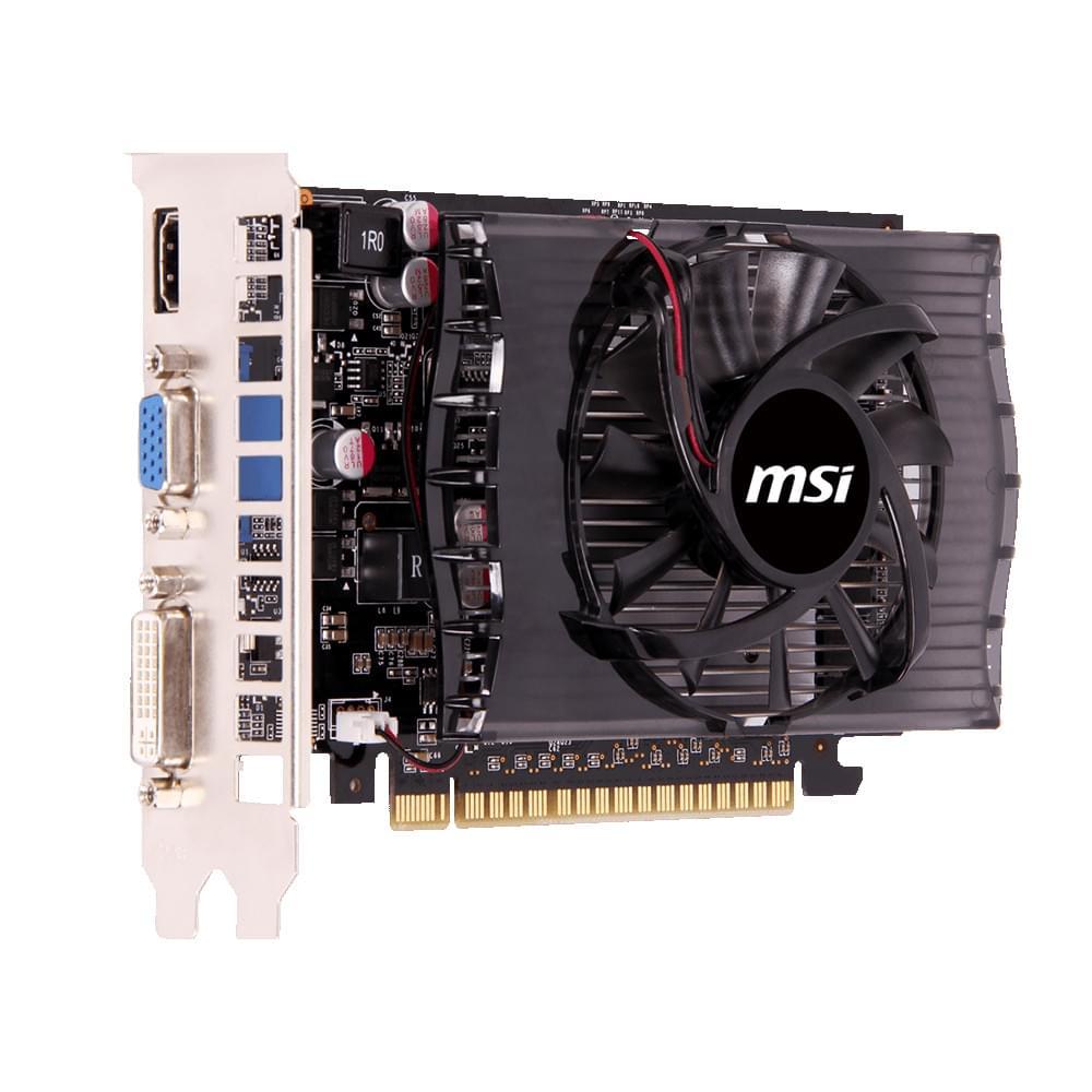 MSI N730-2GD3 2Go - Carte graphique MSI - Cybertek.fr - 0