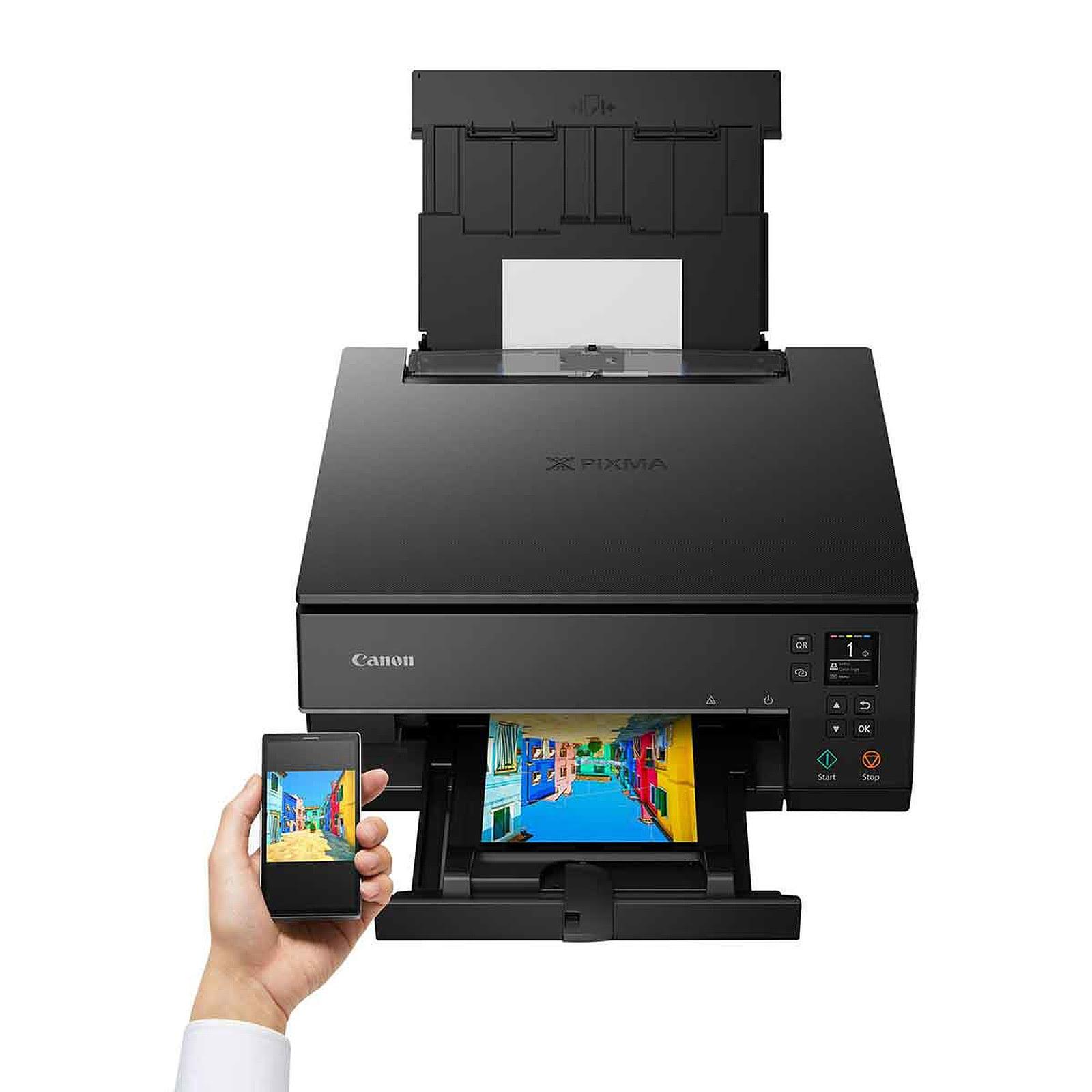 Imprimante multifonction Canon PIXMA TS6350 - Cybertek.fr - 1