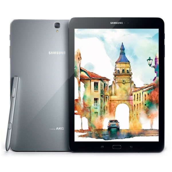 Samsung Galaxy TAB S3 T820NZS Gris - Tablette tactile Samsung - 0