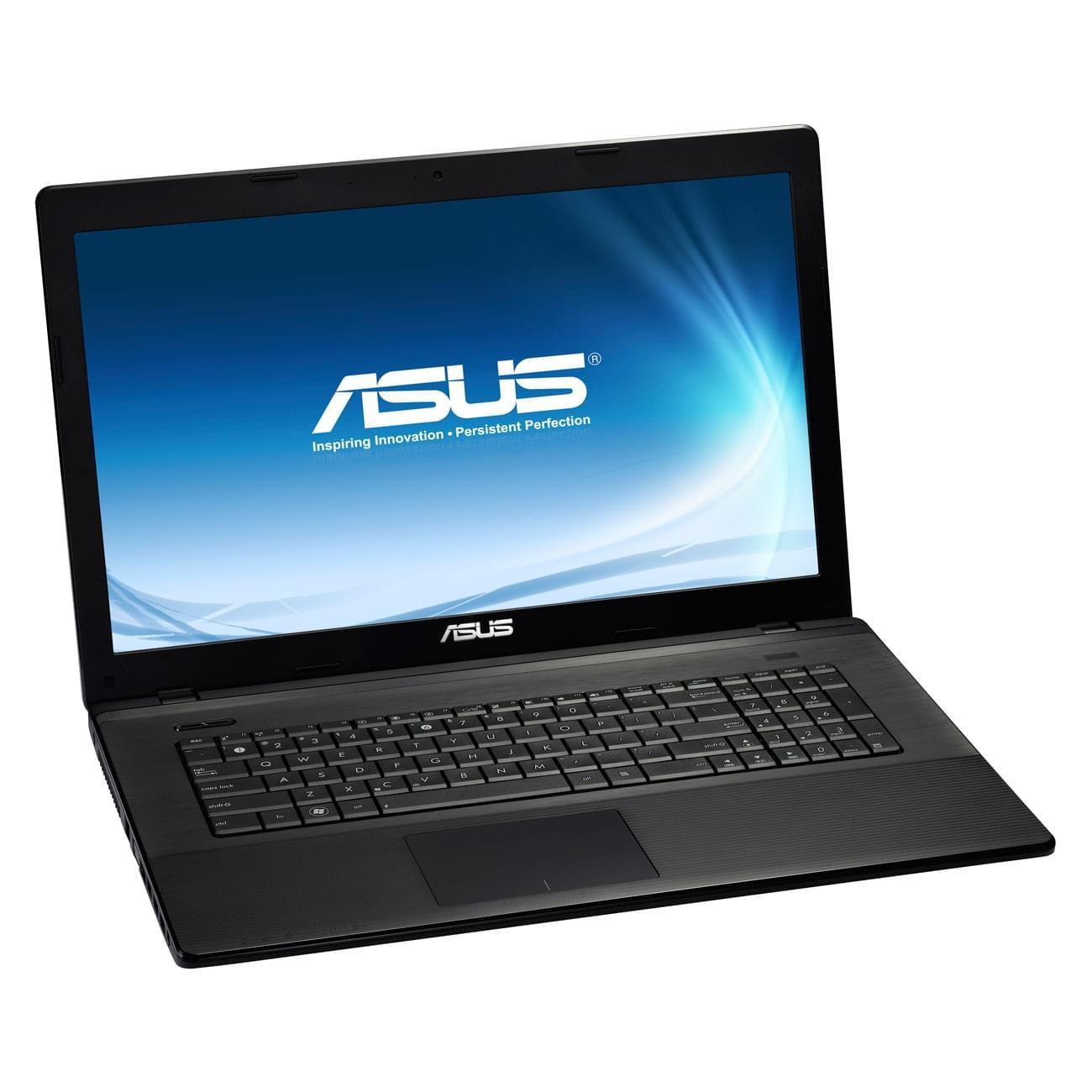 Asus X75VD-TY082V (X75VD-TY082V) - Achat / Vente PC portable sur Cybertek.fr - 0