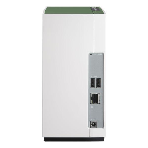 Qnap TS-228A - 2 HDD - Serveur NAS Qnap - Cybertek.fr - 1