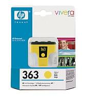 Consommable imprimante HP Cartouche N° 363 Jaune - C8773EE