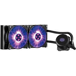 image produit Cooler Master MasterLiquid ML240L RGB MLW-D24M-A20PC-R1 Cybertek