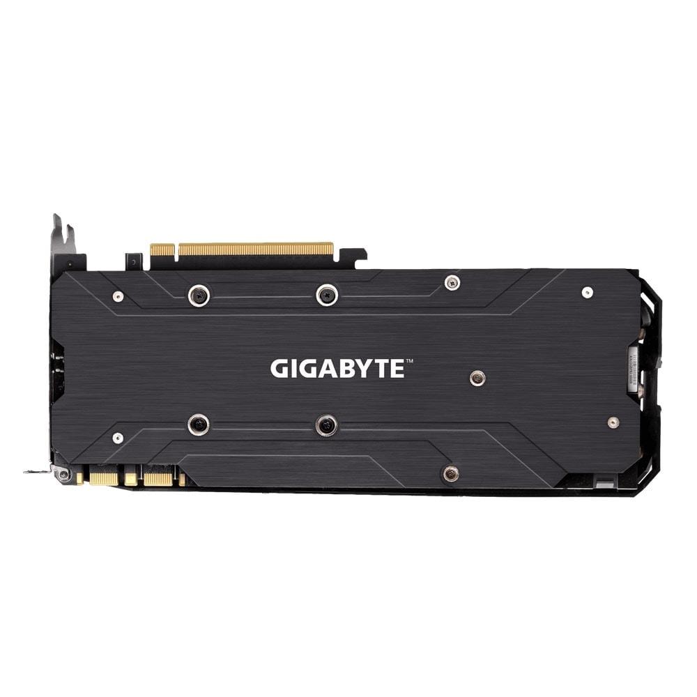 Gigabyte nVidia GF GTX 1070 - 8Go - carte Graphique pour Gamer - GPU nVidia - 3