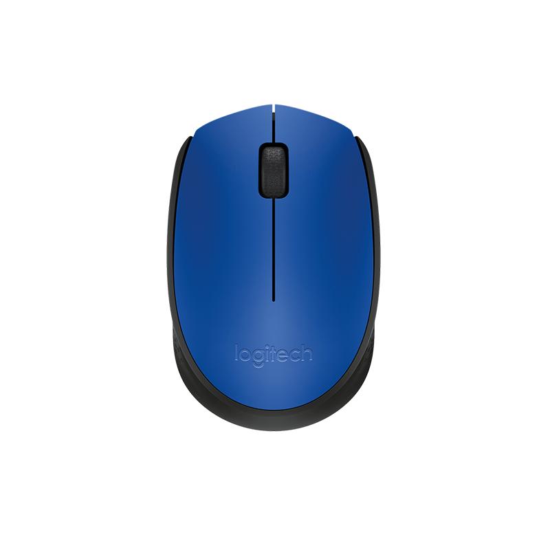 Logitech M171 Bleue - Souris PC Logitech - Cybertek.fr - 0