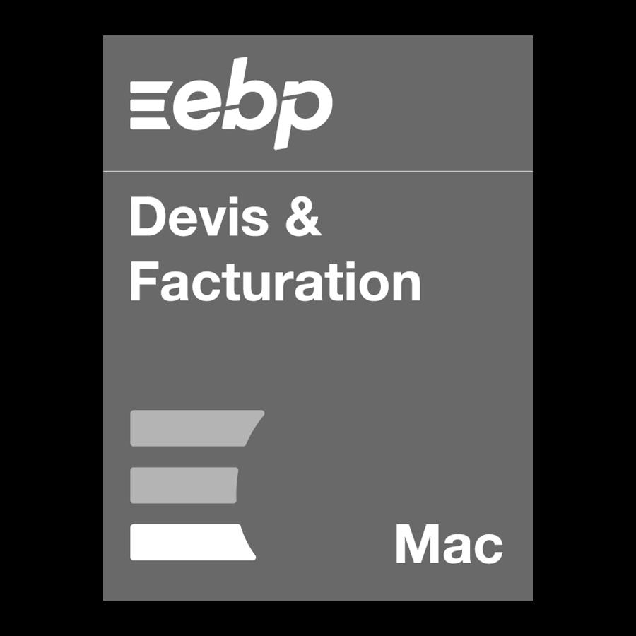 EBP Devis et Facturation MAC - Logiciel application - Cybertek.fr - 0
