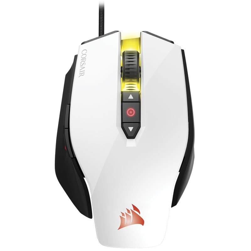 Corsair M65 PRO RGB FPS PC Gaming Mouse Wh. - Souris PC Corsair - 1