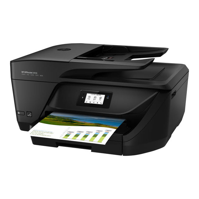 Imprimante multifonction HP OfficeJet 6950 e-All-in-One Printer - 0