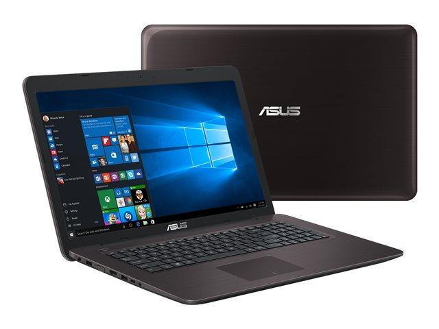 Asus X756UA-TY328TB - PC portable Asus - Cybertek.fr - 2
