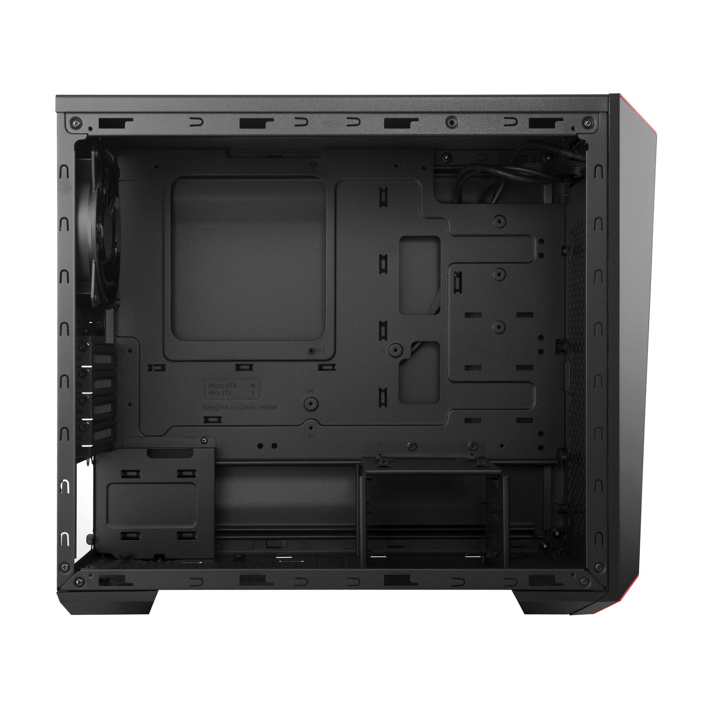 Cooler Master MasterBox Lite 3.1 MCW-L3B3-KANN-01 -mT/Ss Alim Noir - Boîtier PC - 2