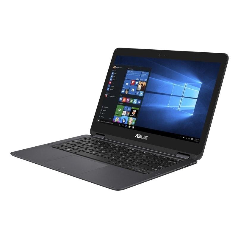 Asus ZenBook Flip UX360CA-DQ005T (90NB0BA2-M00280) - Achat / Vente PC portable sur Cybertek.fr - 1