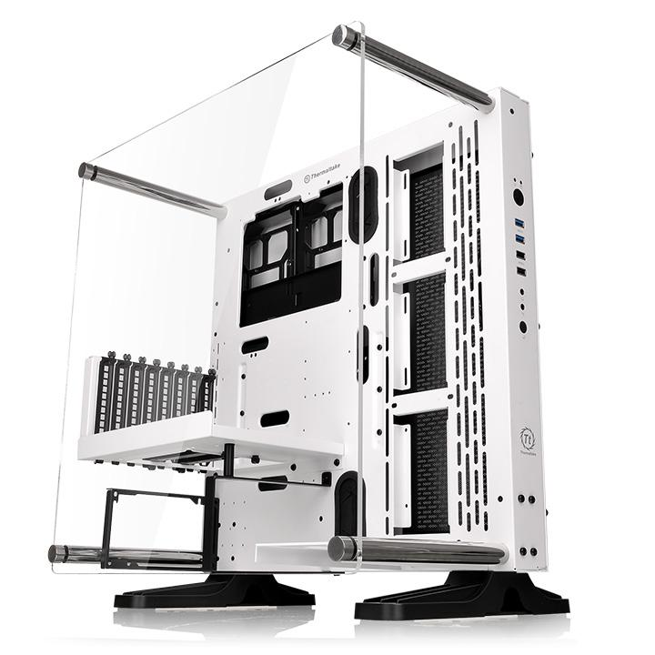 Thermaltake Core P3 Snow Edition Transparent - Boîtier PC - 0