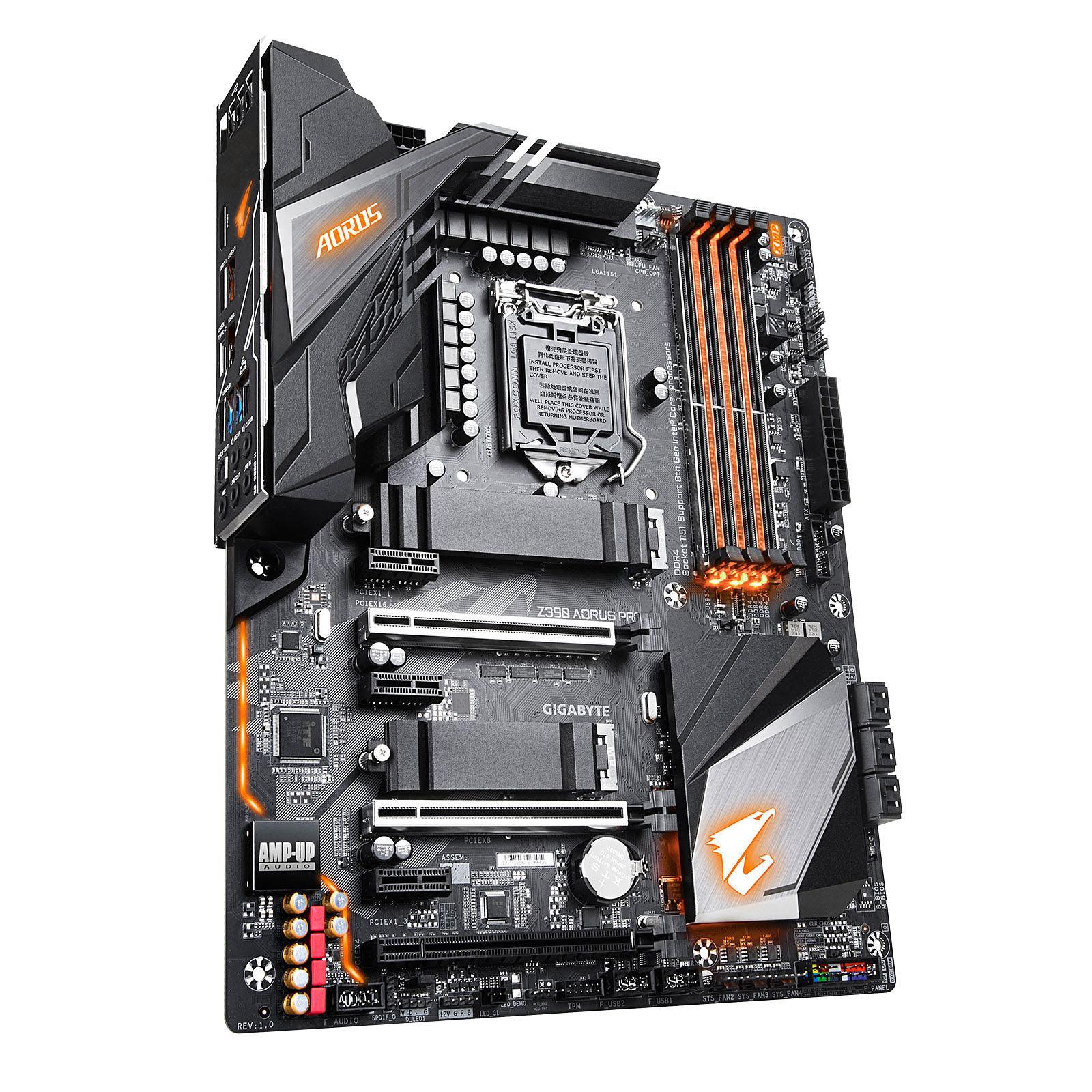 Gigabyte Z390 Aorus Pro Atx Ddr4 Carte Mere Gigabyte