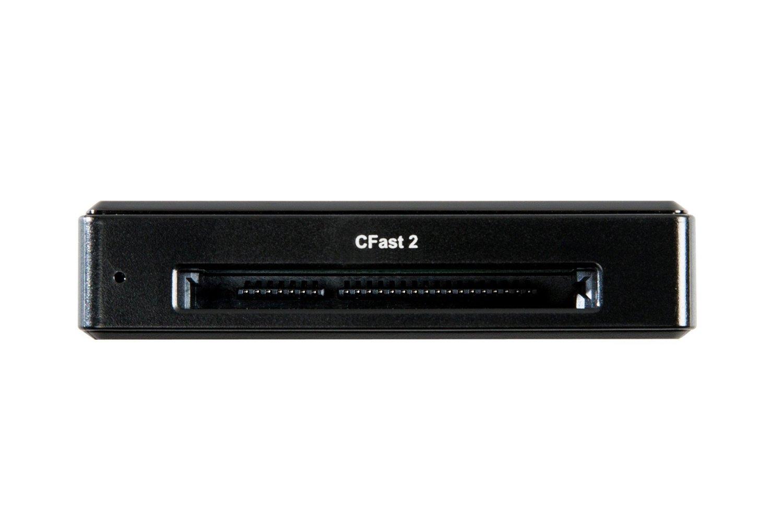 Transcend TS-RDF2 Lecteur CFast 2.0 USB3 (TS-RDF2) - Achat / Vente Lecteur carte mémoire sur Cybertek.fr - 1