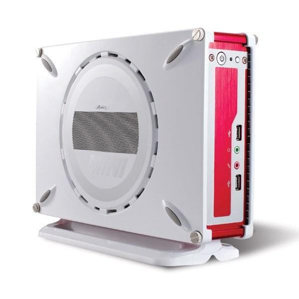 Advance Quantum 3907W - Boîtier PC avec Alim - 0