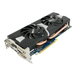 Cybertek Carte graphique Sapphire R9 280X 3GB Dual-X OC - R9-280X/3Go/HDMI/DP/PCI-E
