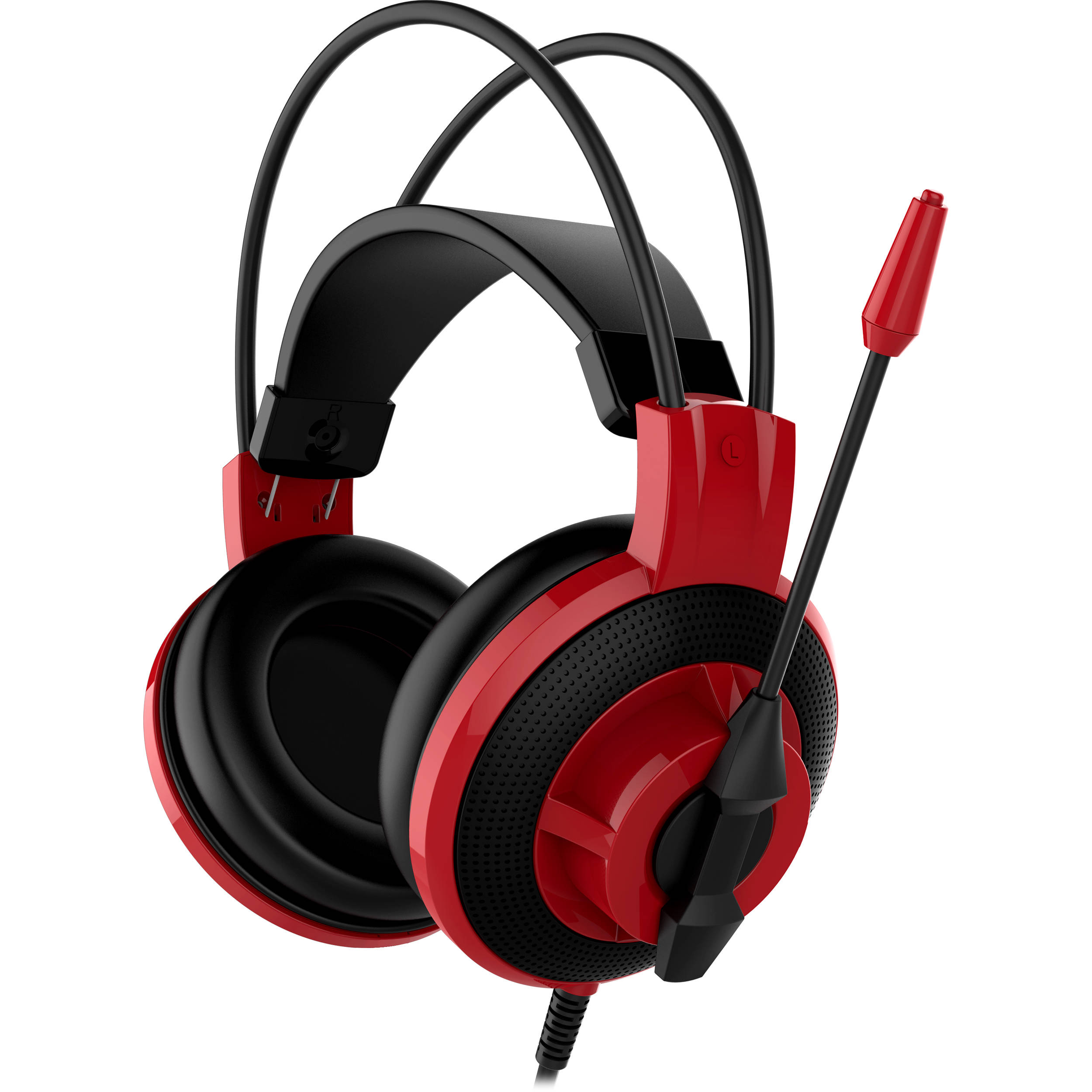 MSI DS501 GAMING Headset (S37-2100920-SV1) - Achat / Vente Micro-casque sur Cybertek.fr - 0