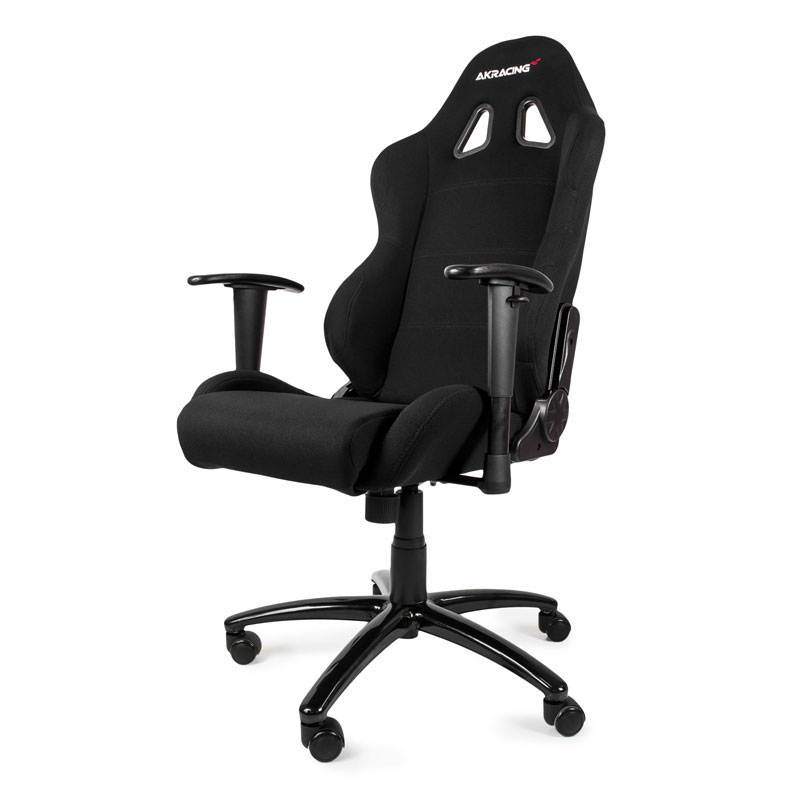 AKRacing Gaming Chair K7012 Noir - Siège PC Gamer - Cybertek.fr - 1
