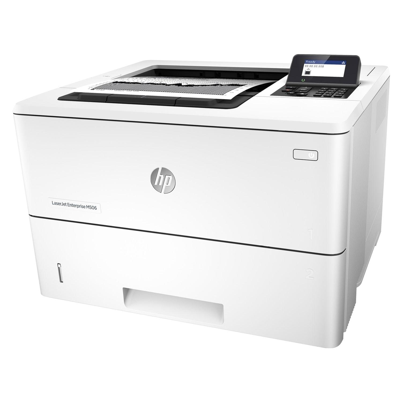 HP LaserJet Enterprise M506dn (F2A69A#B19) - Achat / Vente Imprimante sur Cybertek.fr - 0
