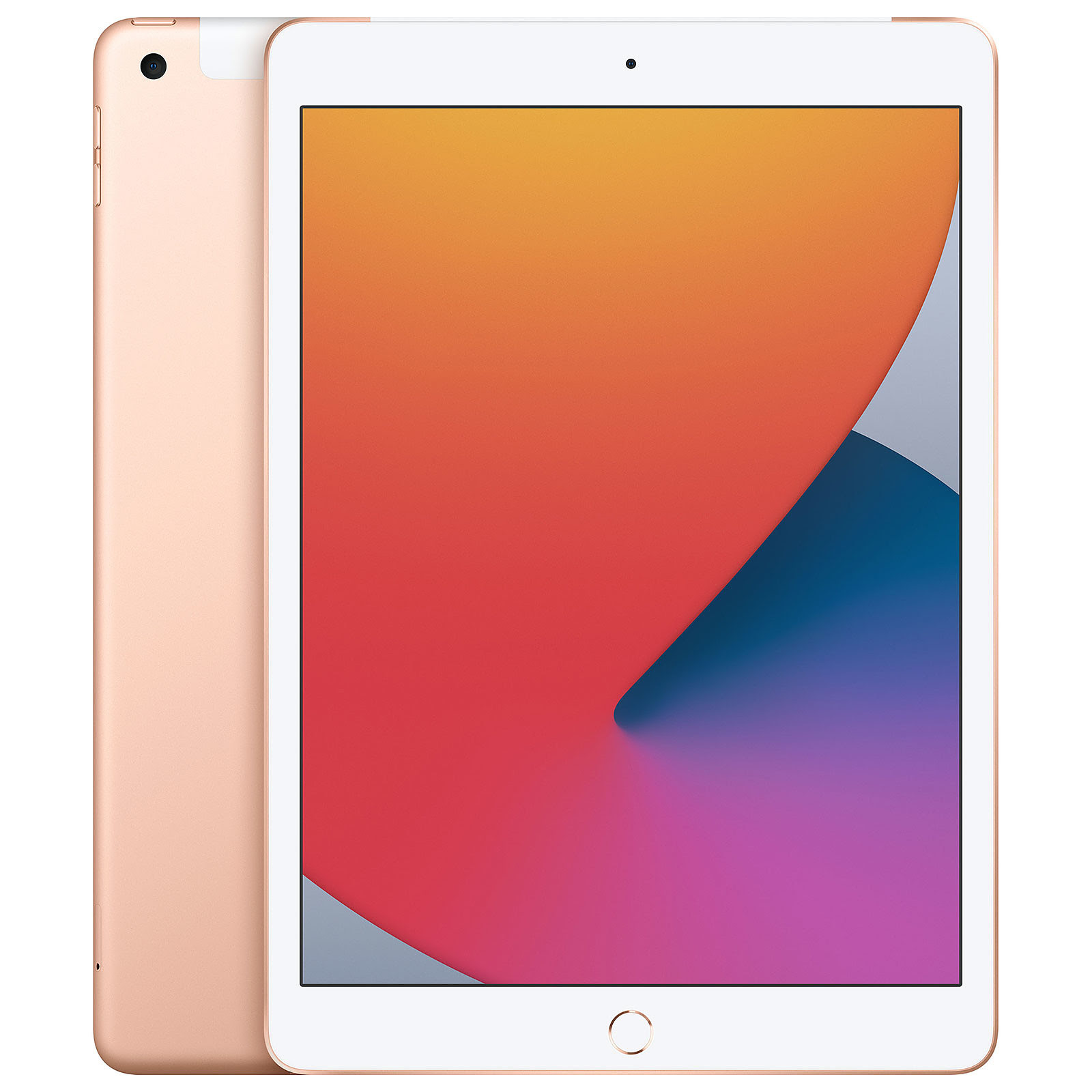 "Apple iPad 10.2"" WiFi+Cell. 32Go Or - Tablette tactile Apple - 0"