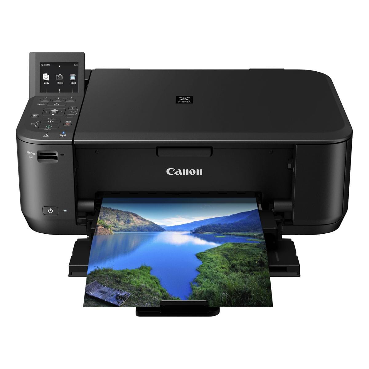 Canon PIXMA MG4250 (Recto-Verso/ WI-FI) (6224B006AA) - Achat / Vente Imprimante Multifonction sur Cybertek.fr - 0