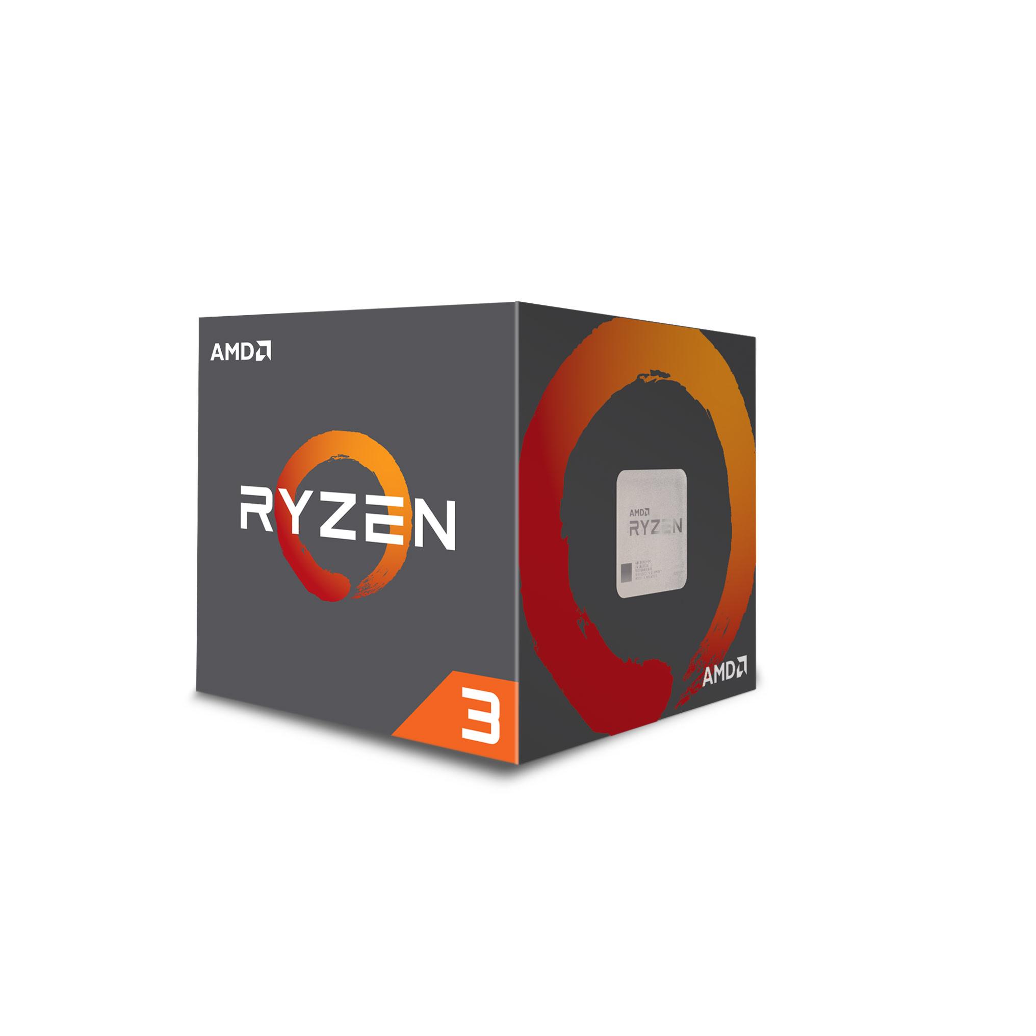 AMD Ryzen 3 1200 - 3.4GHz - Processeur AMD - Cybertek.fr - 0