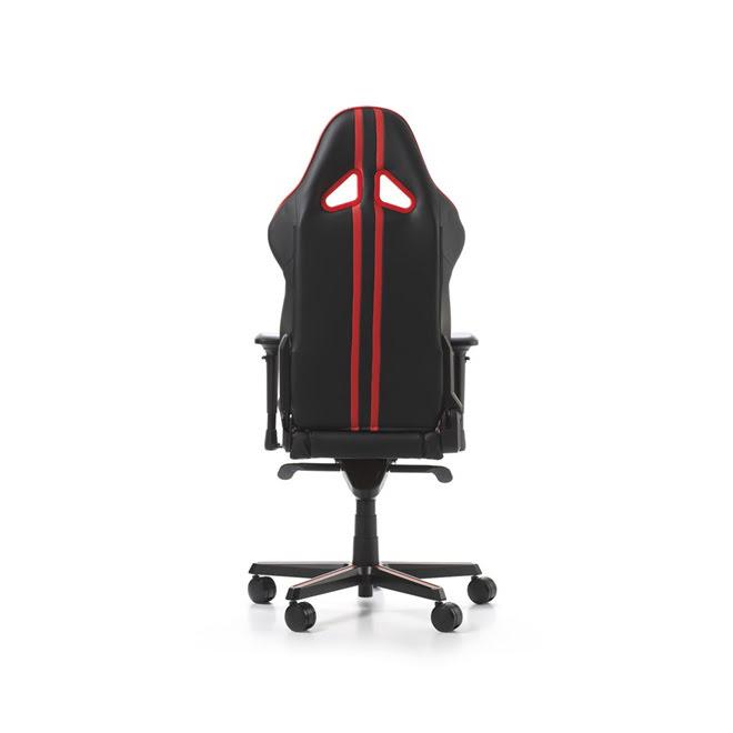 DXRacer Racing Pro R131-NR Noir/Rouge - Siège PC Gamer - 1