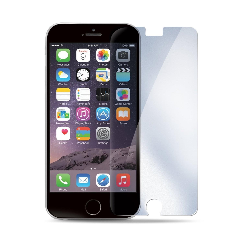 No Name Film de protection temperred pour iPhone 6 (GLASSIP6) - Achat / Vente Accessoire téléphonie sur Cybertek.fr - 0