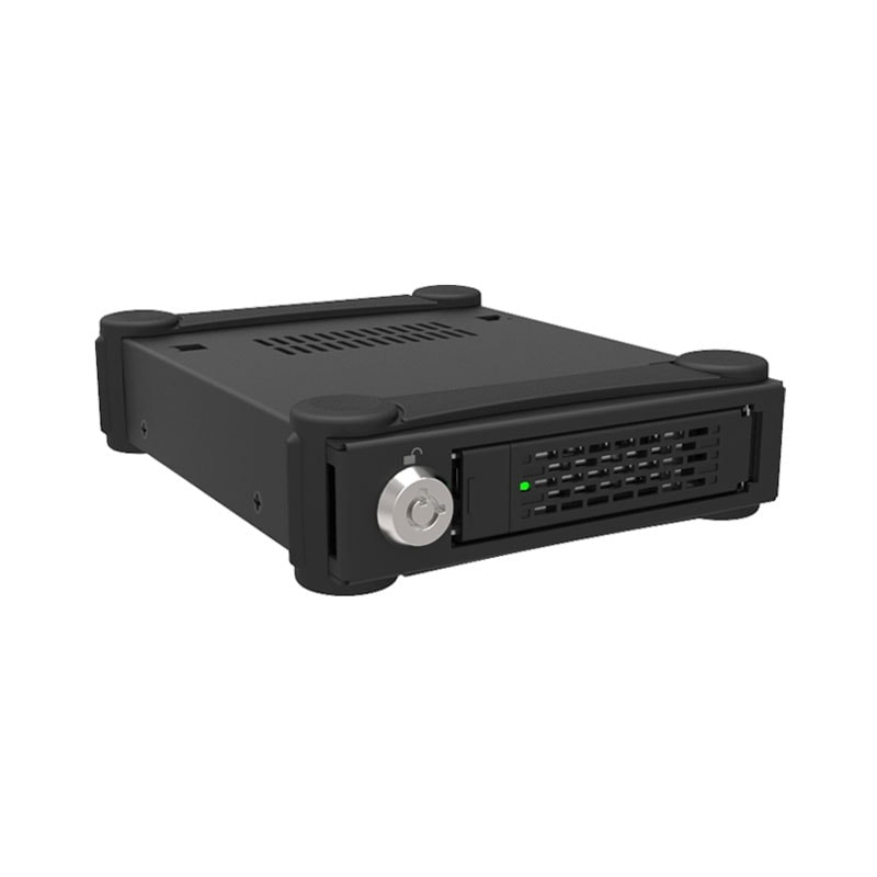 "Icy Dock 2.5"" USB3.0 SATA/SAS Tough Armor - MB991U3-1SB (MB991U3-1SB) - Achat / Vente Boîtier externe sur Cybertek.fr - 0"