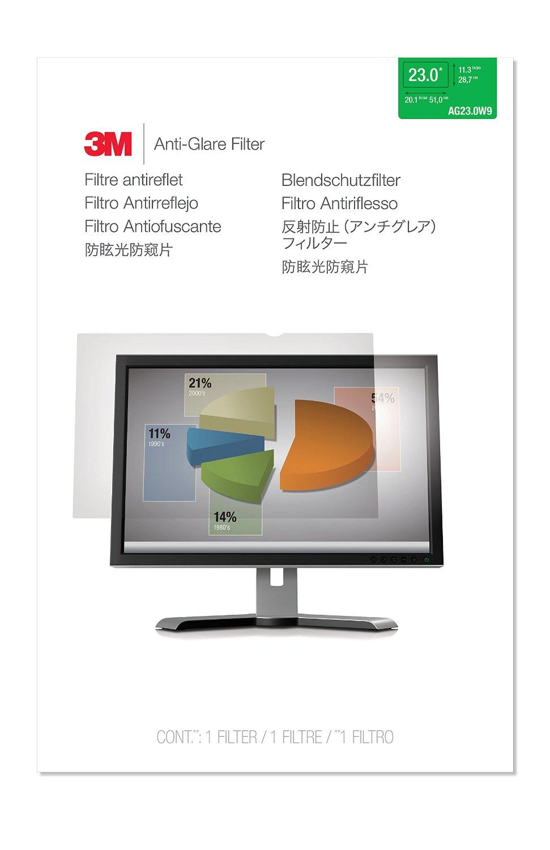 """3M Filtre anti-reflet pour écran 23"""" (AG230W9 **) - Achat / Vente Accessoire Ecran sur Cybertek.fr - 0"""