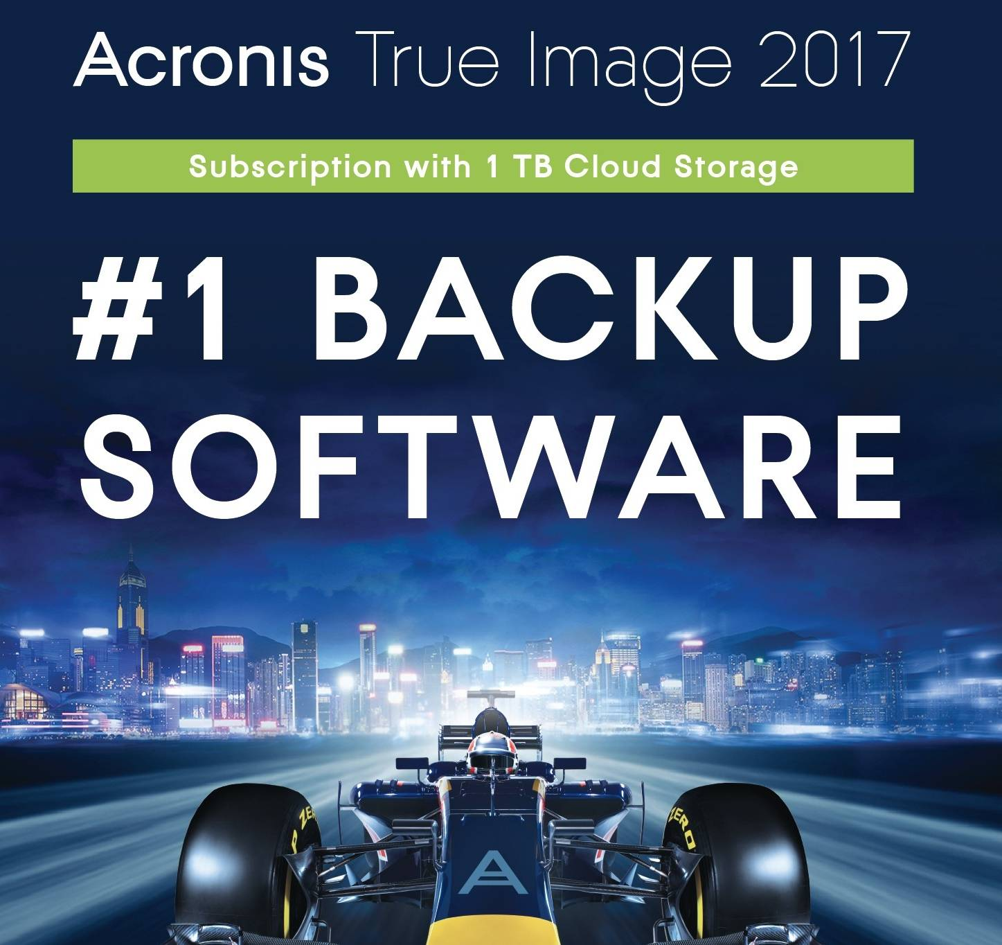 Acronis True image 2017 - Logiciel application - Cybertek.fr - 0