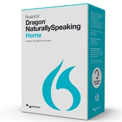 Nuance Logiciel Application Dragon Naturally Speaking Home Cybertek