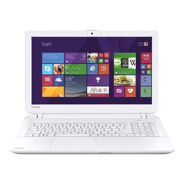 Toshiba L50-B-1CD (PSKT4E-0G200CFR) - Achat / Vente PC Portable sur Cybertek.fr - 0