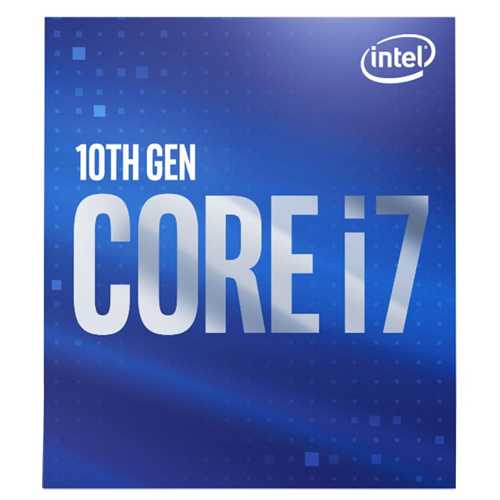 Intel Core i7-10700 - 2.9GHz - Processeur Intel - Cybertek.fr - 2