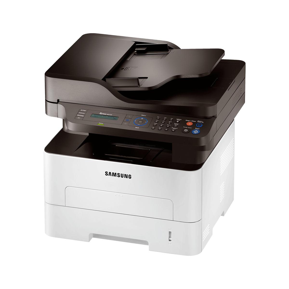 Samsung SL-M2675FN (Laser Mono./Fax/Reseau) (SL-M2675FN/SEE) - Achat / Vente Imprimante Multifonction sur Cybertek.fr - 1