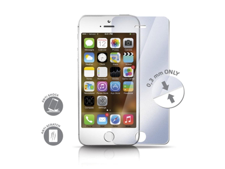 No Name Film de protection temperred iPhone 5/5S/5C (GLASSIP5/5C/5S) - Achat / Vente Accessoire Téléphonie sur Cybertek.fr - 0