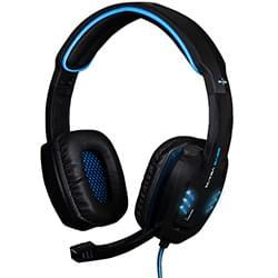 Bluestork Micro-casque KORP 3 - Gaming filaire USB/HP XL/PC/PS4 Cybertek