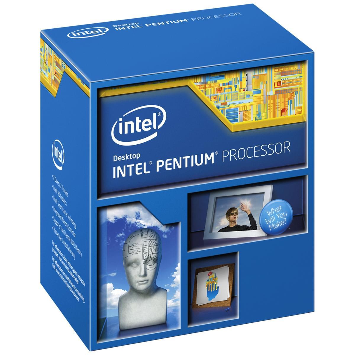 Intel Pentium G3220 (BX80646G3220) - Achat / Vente Processeur sur Cybertek.fr - 0