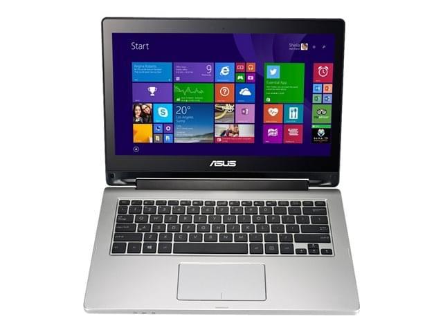 Asus TP300LA-DW067H (TP300LA-DW067H) - Achat / Vente PC portable sur Cybertek.fr - 0