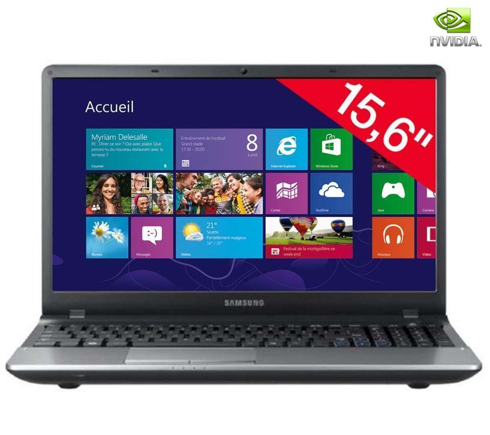 Samsung NP300E5C-S08FR (NP300E5C-S08FR) - Achat / Vente PC portable sur Cybertek.fr - 0