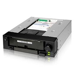 Icy Box Serveur NAS Rack pour deux disques 3.5
