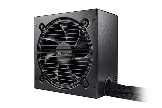 Be Quiet! Pure Power L9 350W (BN261) - Achat / Vente Alimentation sur Cybertek.fr - 0