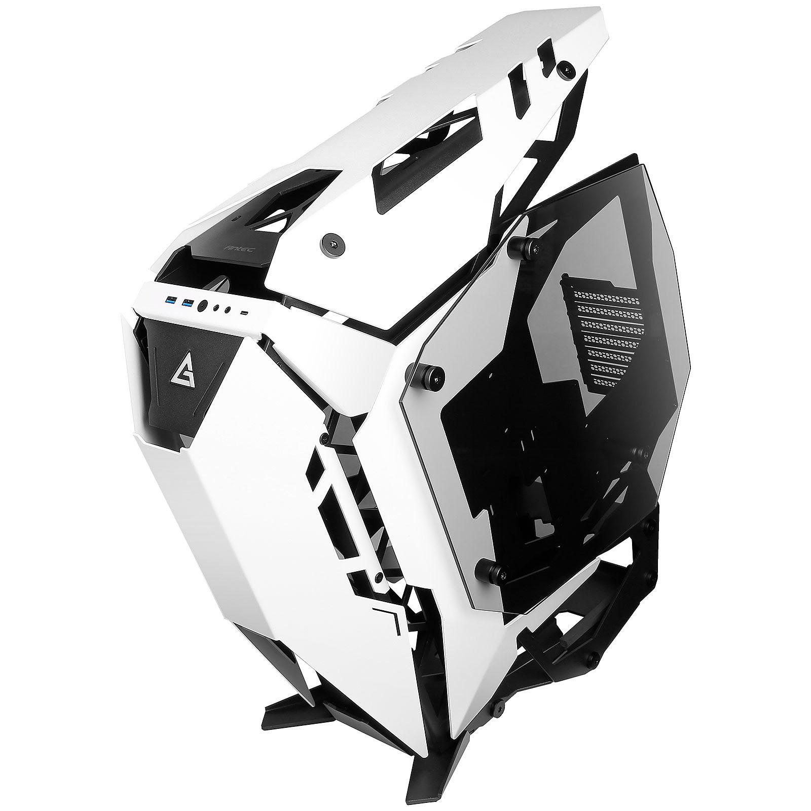 Antec TORQUE Black/White Blanc - Boîtier PC Antec - Cybertek.fr - 1