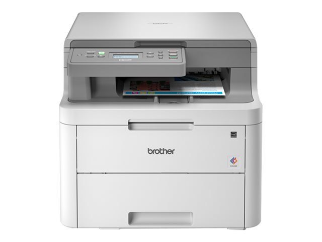 Imprimante multifonction Brother DCP-L3510CDW - Cybertek.fr - 2